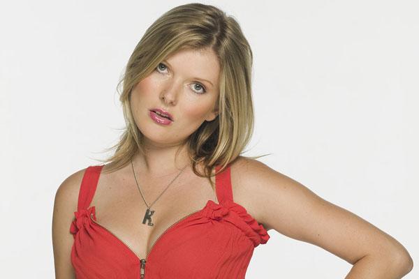 Hannah Banks as Kim (Publicist)