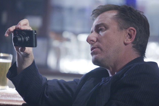 Dr. Cal Lightman (Tim Roth) in Lie To Me 'Exposed' - Season 2, Episode 20.