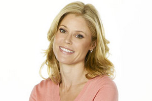 Julie Bowen as Claire in Modern Family