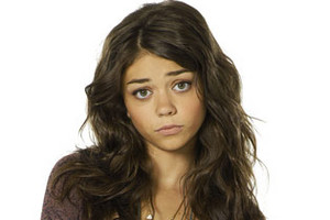 Sarah Hyland as Haley on Modern Family3