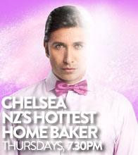 Chelsea New Zealand's Hottest Home Baker