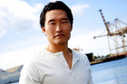 Daniel Dae Kim (as Chin Ho Kelly) on Hawaii Five-O