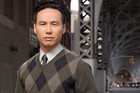 B.D. Wong (as Dr. George Huang)