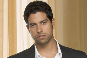 Adam Rodriguez stars as Eric Delko in CSI: Miami