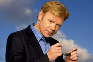 David Caruso stars as Horatio Caine in CSI: Miami