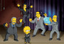 Lisa in The Great Simpsina