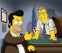 Homer in Donnie Fatso