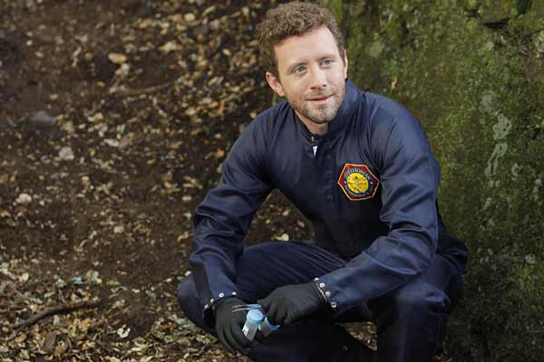 "Dr. Jack Hodgins (T.J. Thyne) in ""The Memories in the Shallow Grave."""