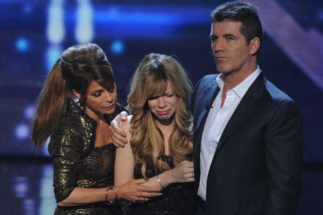 Paula, Drew and Simon.