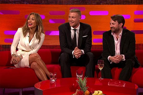 The Graham Norton Show - Jennifer Lopez