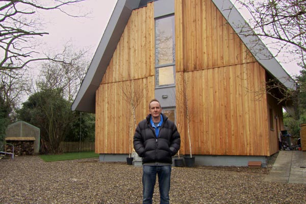 Grand Designs - The Modest Home, Woolbridge photo.