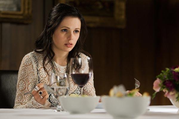 Eva on her date