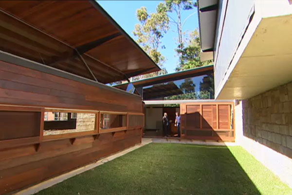 Cottage Point House - Grand Designs Australia.