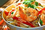 Pad Thai Noodle Salad