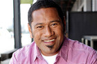 Jay Laga'aia (Plays Reverend Elijah Johnson)