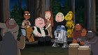 Peter and the Ewoks in 'It's A Trap!'
