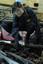 "Dr. Temperance Brennan (Emily Deschanel) in ""A Change in the Game""."