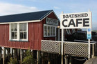 1.	Boatshed Caf&#233;, 