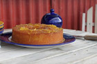 CITRUS OLIVE OIL CAKE