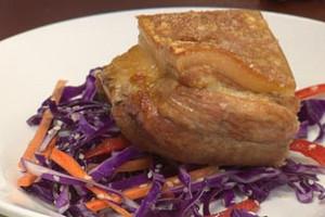 Pork Belly in Soy Caramel
