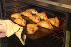 Smoked Fish Turnovers