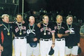 73 - Black Socks' Softball team win the World Champs for third time in a row