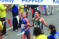 43 - Allison Roe wins Boston & New York marathons in same year