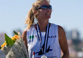 30 - Barbara Kendall wins Olympic Gold in board sailing