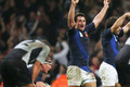 19 - The French knock the All Blacks out of World Cup