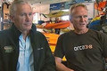 13 - Ian Ferguson and Paul McDonald clean up in Los Angeles Olympic canoeing