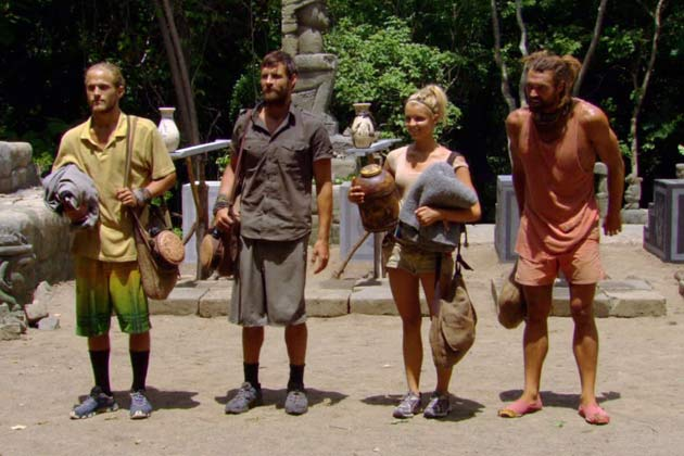 Survivor Photo - Seems Like A No Brainer - Season 22, Ep 14.