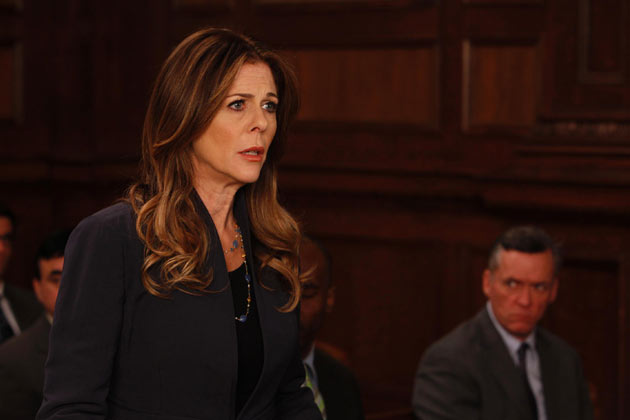 SVU - Delinquent - Season 12, Episode 23 - Photo.