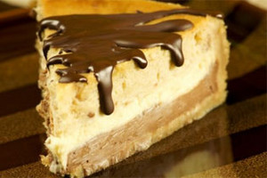 Chocolate and Peanut Butter Cheesecake Recipe