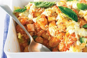 Chicken and Gnocchi Pasta Bake Recipe