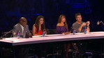 The X Factor Judges panel