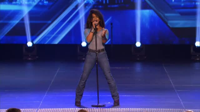 Siameze Floyd - The X Factor USA