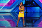 Caitlynne Curtis didn't make it through The X Factor USA audition process.