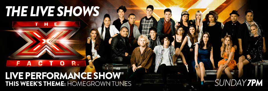 The X Factor NZ Week
