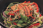 Thai Beef Noodle Salad