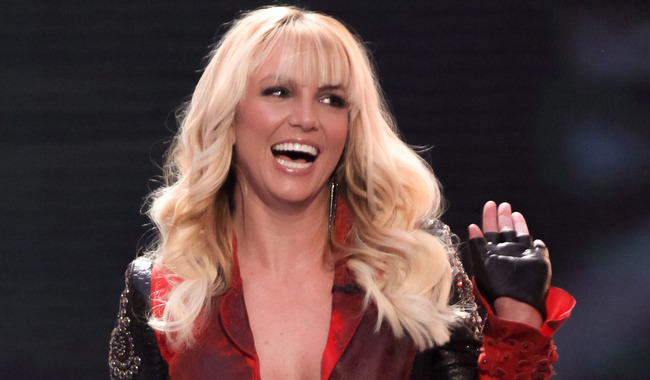 Hey Britney!