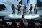 "Fifth Harmony (formerly LYLAS and 1432) performs Christina Perri's ""A Thousand Years."""