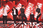 One Direction goes crazy, crazy, crazy on THE X FACTOR stage.