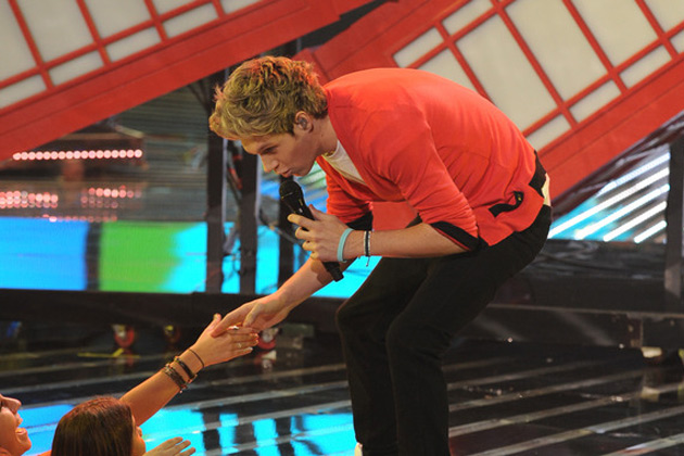 Niall Horan of One Direction makes the ladies swoon.