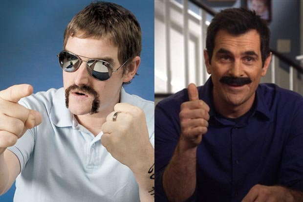 Choppers 'Handlebar' or Modern Family's Phil Dunphy's 'Jumbo Pencil'? WINNER = CHOPPER.