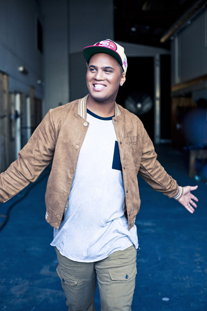 Stan Walker joins The X Factor NZ judging panel