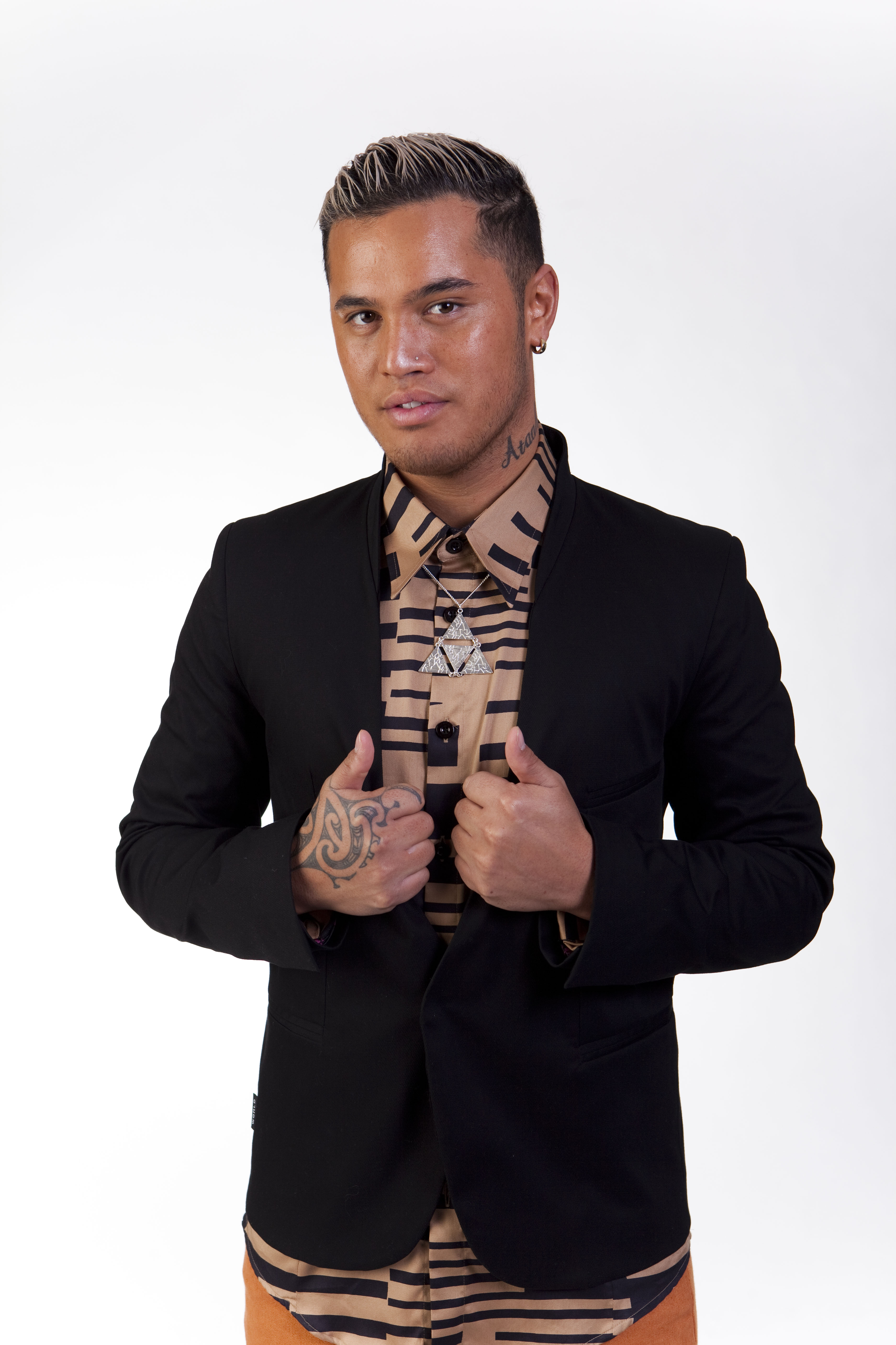Stan Walker announced as one of the judges on X Factor NZ