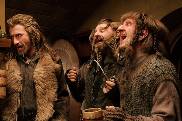 Dean O'Gorman as Fili the dwarf
