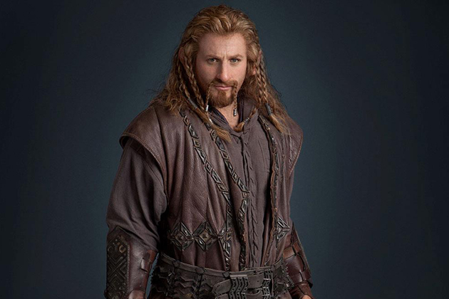 Dean O'Gorman as Fili the Dwarf in The Hobbit