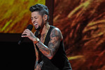 David Correy sings for survival. He doesn't make it.