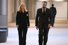 "Carrie Mathison and Saul Berenson in ""The Choice"""